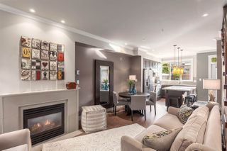 Photo 7: 3 1950 W 5TH AVENUE in Vancouver: Kitsilano Townhouse for sale (Vancouver West)  : MLS®# R2039218