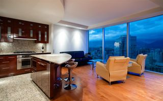 Photo 5: 3802 938 NELSON STREET in Vancouver: Downtown VW Condo for sale (Vancouver West)  : MLS®# R2260920