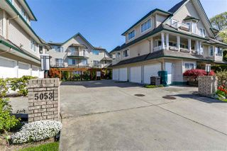 Photo 1: 6 5053 47 AVENUE in Delta: Ladner Elementary Townhouse for sale (Ladner)  : MLS®# R2261732