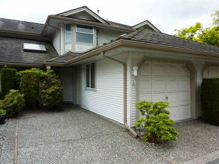 Main Photo: 6 9045 WALNUT GROVE DRIVE in Langley: Walnut Grove Townhouse for sale : MLS®# R2273288
