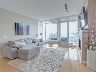 """Photo 2: 902 9222 UNIVERSITY Crescent in Burnaby: Simon Fraser Univer. Condo for sale in """"ALTAIRE"""" (Burnaby North)  : MLS®# R2405407"""