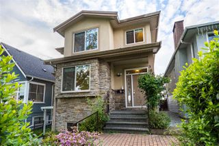 Photo 1: 3849 PARKER Street in Burnaby: Willingdon Heights House for sale (Burnaby North)  : MLS®# R2423199