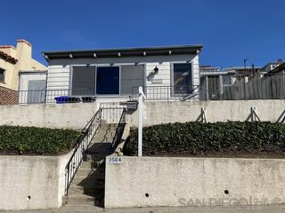 Main Photo: POINT LOMA House for sale : 3 bedrooms : 3564 Quimby in San Diego