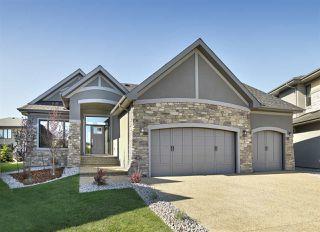Photo 1: 3437 Keswick Boulevard in Edmonton: Zone 56 House for sale : MLS®# E4182890