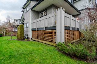 """Photo 19: 63 18828 69 Avenue in Surrey: Clayton Townhouse for sale in """"STARPOINT"""" (Cloverdale)  : MLS®# R2436443"""