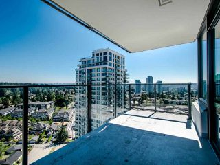 "Photo 16: 2505 602 COMO LAKE Avenue in Coquitlam: Coquitlam West Condo for sale in ""Uptown 1"" : MLS®# R2482503"