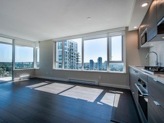 "Photo 6: 2505 602 COMO LAKE Avenue in Coquitlam: Coquitlam West Condo for sale in ""Uptown 1"" : MLS®# R2482503"