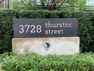Photo 2: 22 3728 THURSTON Street in Burnaby: Central Park BS Townhouse for sale (Burnaby South)  : MLS®# R2497891