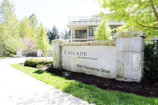 "Main Photo: 803 2950 PANORAMA Drive in Coquitlam: Westwood Plateau Condo for sale in ""CASCADE"" : MLS®# R2514455"