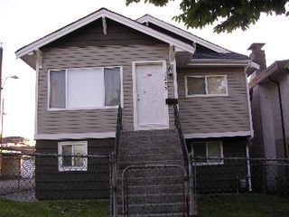 Photo 1: 1245 KELOWNA ST in Vancouver: House for sale (Renfrew VE)  : MLS®# V787383