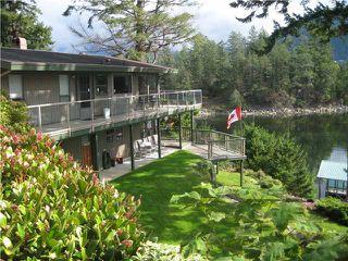 Photo 9: 13004 VAUGHN Road in No City Value: Pender Harbour Egmont House for sale (Sunshine Coast)  : MLS®# V937873