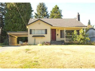 Photo 1: 930 5TH Street in New Westminster: GlenBrooke North House for sale : MLS®# V975617