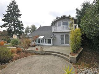 Photo 1: 3940 Lauder Road in VICTORIA: SE Cadboro Bay Residential for sale (Saanich East)  : MLS®# 331108