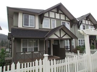 Photo 1: 63 4401 Blauson Boulevard in Abbotsford: Auguston Townhouse for sale