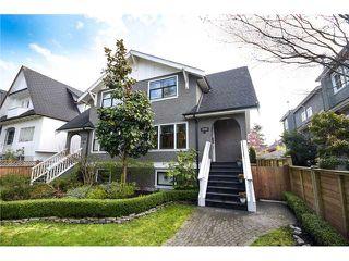 Photo 1: 2686 W 5TH AV in Vancouver: Kitsilano Condo for sale (Vancouver West)  : MLS®# V1057595