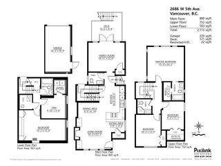 Photo 13: 2686 W 5TH AV in Vancouver: Kitsilano Condo for sale (Vancouver West)  : MLS®# V1057595
