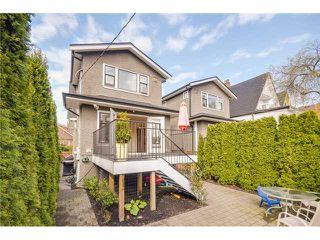 Photo 12: 2686 W 5TH AV in Vancouver: Kitsilano Condo for sale (Vancouver West)  : MLS®# V1057595