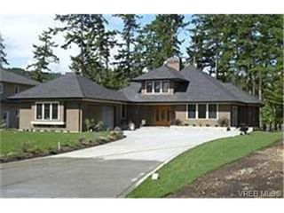 Photo 1: 1918 Marina Way in NORTH SAANICH: NS McDonald Park Single Family Detached for sale (North Saanich)  : MLS®# 346159
