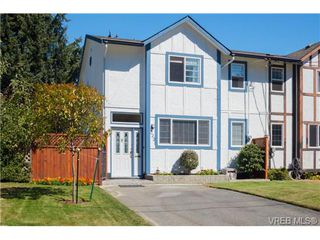 Photo 1: 522 BROUGH Pl in VICTORIA: Co Wishart North Half Duplex for sale (Colwood)  : MLS®# 681330