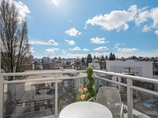 Photo 8: # 608 1808 W 3RD AV in Vancouver: Kitsilano Condo for sale (Vancouver West)  : MLS®# V1112058