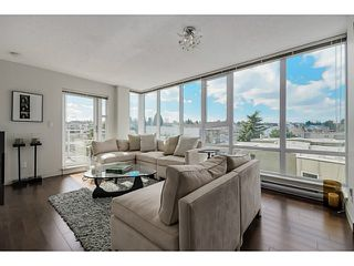 Photo 2: # 608 1808 W 3RD AV in Vancouver: Kitsilano Condo for sale (Vancouver West)  : MLS®# V1112058