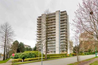 Photo 1: 906 6455 WILLINGDON AVENUE in Burnaby: Metrotown Condo for sale (Burnaby South)  : MLS®# R2046232