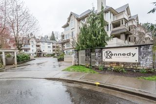 Main Photo: 413 1242 TOWN CENTRE BOULEVARD in Coquitlam: Canyon Springs Condo for sale : MLS®# R2045318