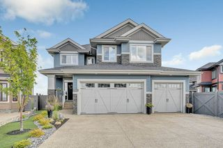 Main Photo: 3919 Ginsburg Crescent in Edmonton: Zone 58 House for sale : MLS®# E4169585