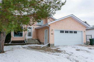 Photo 2: 53 GLENWOOD Crescent: Stony Plain House for sale : MLS®# E4179188