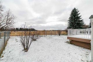 Photo 28: 53 GLENWOOD Crescent: Stony Plain House for sale : MLS®# E4179188