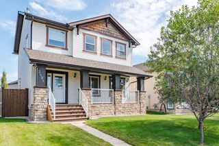 Photo 1: 2494 KINGSLAND Road SE: Airdrie Detached for sale : MLS®# A1025986