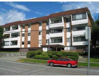 Main Photo: 203 515 11TH ST in New Westminster: Uptown NW Condo for sale : MLS®# V566312