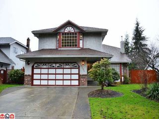 "Photo 1: 9291 158TH Street in Surrey: Fleetwood Tynehead House for sale in ""BEL-AIR ESTATES"" : MLS®# F1204654"