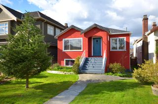Photo 1: 2743 W 21ST Avenue in Vancouver: Arbutus House for sale (Vancouver West)  : MLS®# V943719