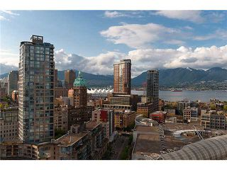 "Photo 2: 2707 688 ABBOTT Street in Vancouver: Downtown VW Condo for sale in ""FIRENZE II"" (Vancouver West)  : MLS®# V949386"