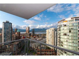 "Photo 1: 2707 688 ABBOTT Street in Vancouver: Downtown VW Condo for sale in ""FIRENZE II"" (Vancouver West)  : MLS®# V949386"