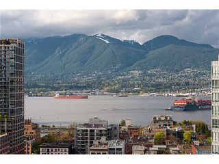 "Photo 5: 2707 688 ABBOTT Street in Vancouver: Downtown VW Condo for sale in ""FIRENZE II"" (Vancouver West)  : MLS®# V949386"