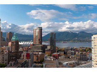 "Photo 3: 2707 688 ABBOTT Street in Vancouver: Downtown VW Condo for sale in ""FIRENZE II"" (Vancouver West)  : MLS®# V949386"