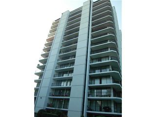 "Photo 1: 802 6455 WILLINGDON Avenue in Burnaby: Metrotown Condo for sale in ""PARKSIDE MANOR"" (Burnaby South)  : MLS®# V961095"