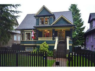 Photo 2: 461 E 10TH Avenue in Vancouver: Mount Pleasant VE House for sale (Vancouver East)  : MLS®# V977981