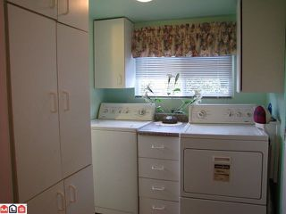 """Photo 4: 131 3031 200TH Street in Langley: Brookswood Langley Manufactured Home for sale in """"Cedar Creek Estates"""" : MLS®# F1226299"""