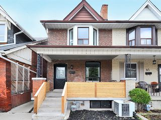 Main Photo: 9 Lappin Avenue in Toronto: Dovercourt-Wallace Emerson-Junction Freehold for sale (Toronto W02)  : MLS®# W2781243