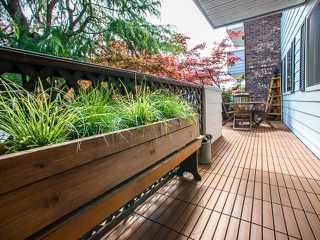 Photo 13: 207 3353 Heather Street in Vancouver: Cambie Condo for sale (Vancouver West)  : MLS®# V1060929