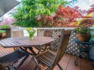 Photo 1: 207 3353 Heather Street in Vancouver: Cambie Condo for sale (Vancouver West)  : MLS®# V1060929