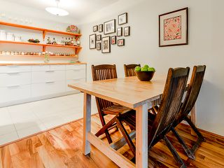 Photo 9: 207 3353 Heather Street in Vancouver: Cambie Condo for sale (Vancouver West)  : MLS®# V1060929