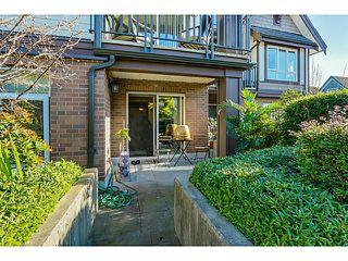 Photo 13: # 109 1533 E 8TH AV in Vancouver: Grandview VE Condo for sale (Vancouver East)  : MLS®# V1117812