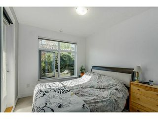 Photo 9: # 109 1533 E 8TH AV in Vancouver: Grandview VE Condo for sale (Vancouver East)  : MLS®# V1117812