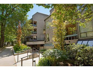 Photo 19: 418 1500 Pendrell Street in Vancovuer: westend vw Condo for sale (Vancouver West)  : MLS®# V1121986