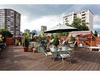 Photo 18: 418 1500 Pendrell Street in Vancovuer: westend vw Condo for sale (Vancouver West)  : MLS®# V1121986