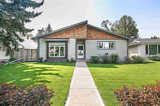 Photo 1: 11623-11623A 35A Avenue in Edmonton: Zone 16 House for sale : MLS®# E4168426